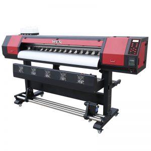 1.8m 6ft 1440dpi eco solvent media dtg drabužių spausdintuvas WER-ES1902