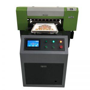 2018 naujas produktas 8 colių rašalinis spausdintuvas a1 6090 uv plokščias spausdintuvas