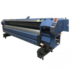 """3,2 mln. """"Konica 512i"""" spausdinimo galvutės skaitmeninis vinilinės fazės reklaminis tirpiklio spausdintuvas / plokštelė / spausdinimo mašina WER-K3204I"""