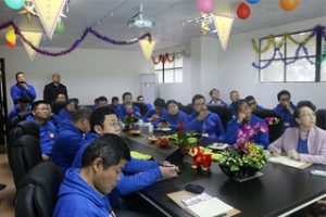 """Alibaba Training & Sharing for GM"", 2015 m"