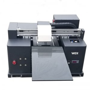 CE patvirtintas plokščias UV spausdintuvas WER-E1080UV