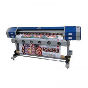 EW160 / EW160I didelio formato du DX7 galvos automobilių pakavimo sublimacinis popierius spausdintuvas