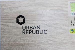 Logo spausdinimas medienos medžiagoms WER-D4880UV 2