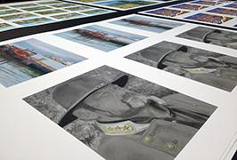 Fotopopierius, išspausdintas 1,8 m (6 pėdų) ekologinio tirpiklio spausdintuvo WER-ES1802 2