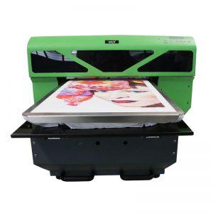 A2 dydis DTG tiesiai į drabužių spausdintuvo marškinėlių spausdinimo mašiną WER-D4880T