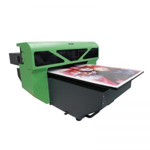 automatinis rašalinis spausdintuvas, t-shirt spausdinimo mašina WER-D4880UV