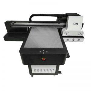 skaitmeninis uv bortinis rašalinis spausdintuvas tiesioginis tekstilės spausdintuvas marškinėliai DTG spausdintuvas WER-ED6090T