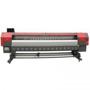 eco solvent printer dx7 head 3.2m skaitmeninis flex banner spausdintuvas, vinilinis spausdintuvas WER-ES3202