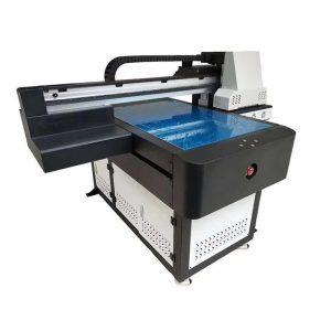 didelio greičio UV plokščias spausdintuvas su LED UV lempa 6090 dydis WER-ED6090UV