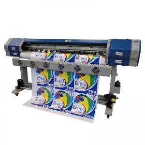 sublimuojamasis popierius spausdintuvas marškinėliai sporto prekės spausdintuvas WER-EW160